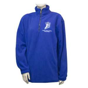 Trident High School Polar Fleece Royal