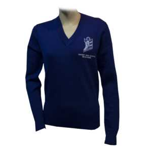 Trident High School Jersey Royal